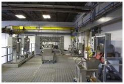 Eriez Central Test Lab
