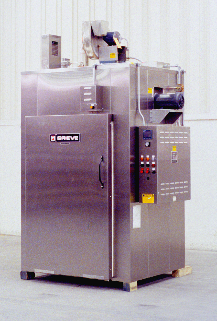 600°F Truck Oven from Grieve
