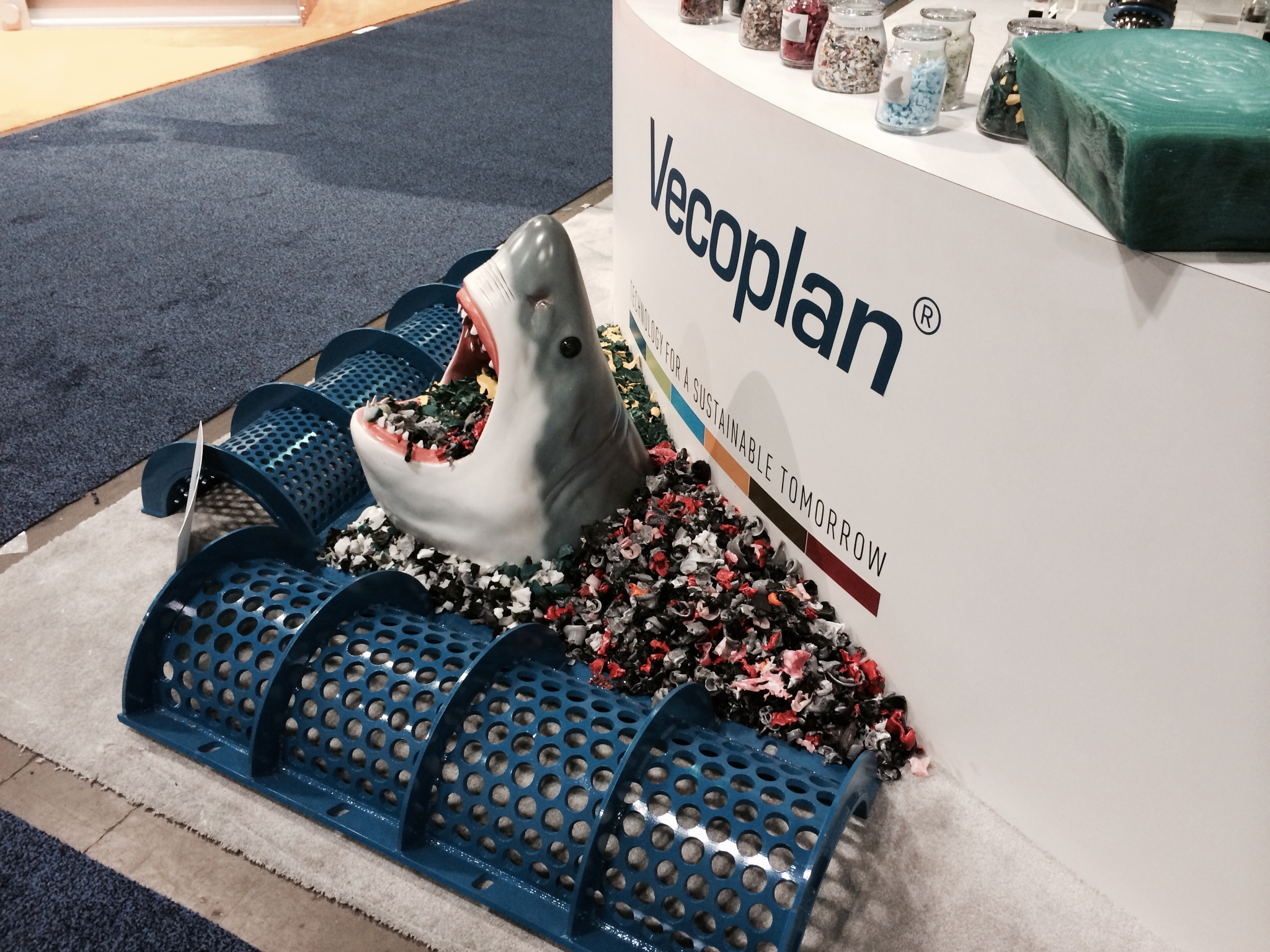 Vecoplan Booth