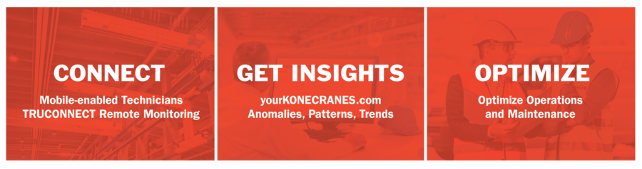 Customer Portal yourKONECRANES.com is in North America