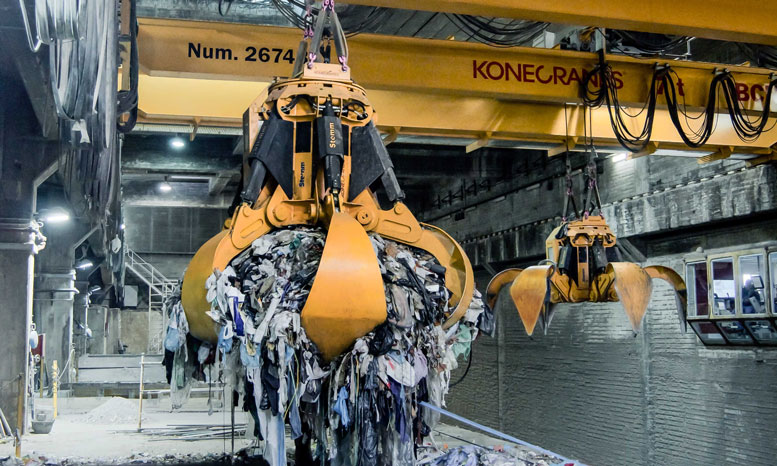 New Konecranes WtE Equipment Introduced in the Middle East