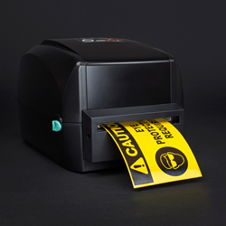 New Industrial Label Printer from Creative Safety Supply