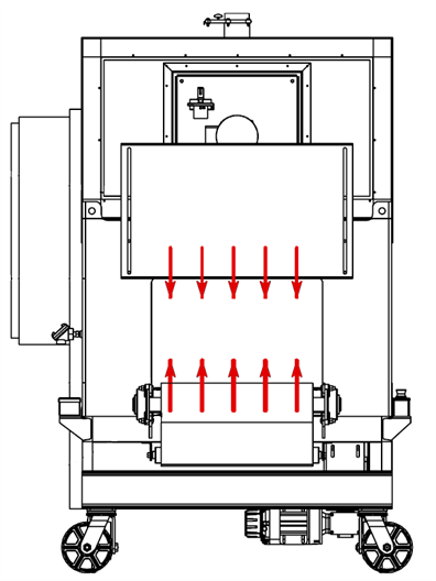 Portable Conveyor Sketch