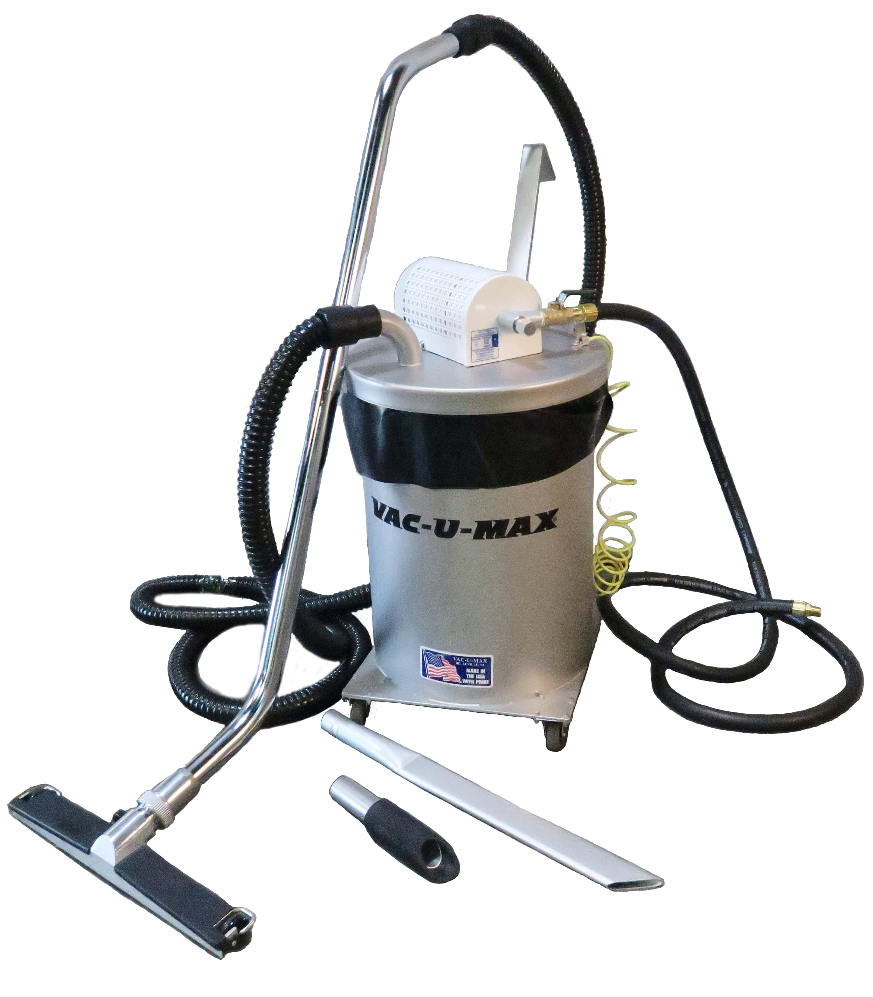 VAC-U-MAX Introduces the MDL15 Combustible Dust Air-Vac
