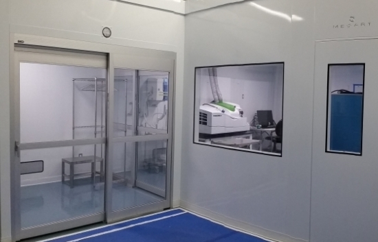 5 Cleanroom Projects Completed by MECART in 2016