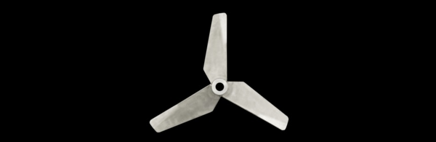 Hydrofoil Impeller by Mixer Direct