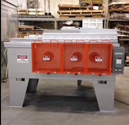 Aluminum Immersion Holding Furnace