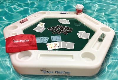 Floating Poker Table