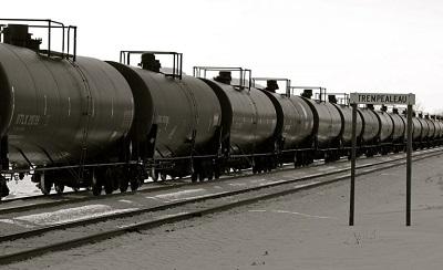 RailCarOilTanks