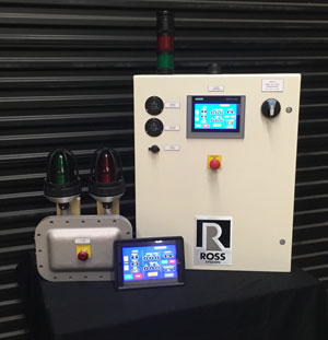 Wireless Connection Offered on Ross SysCon Control Panels