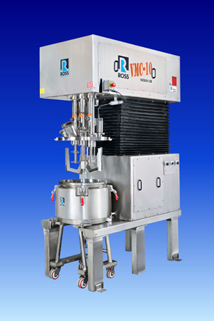 Ross VersaMix Mixer Is Ideal for Handling Pastes and Gel