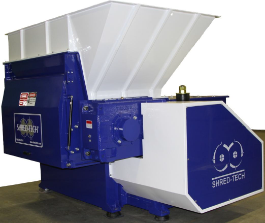 Rotor Screened Shredder