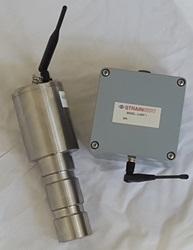 Strainsert force sensors
