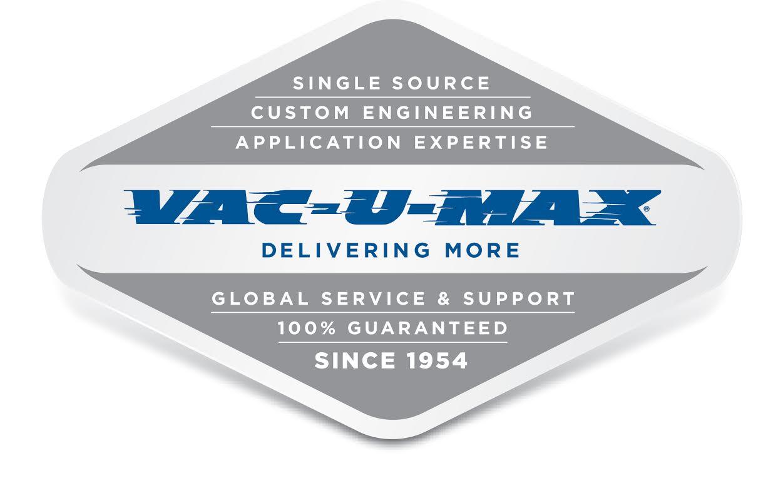 New VAC-U-MAX Metal Powder Recovery System