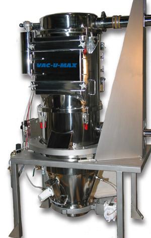 Batch-Weigh Vacuum Receiver