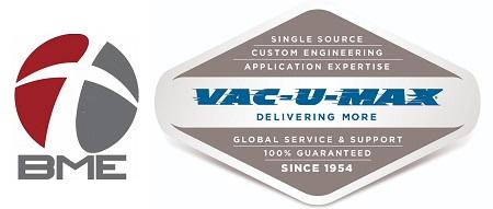 VACUMAX BME logos