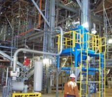 VAC-U-MAX Industrial Central Vacuum System