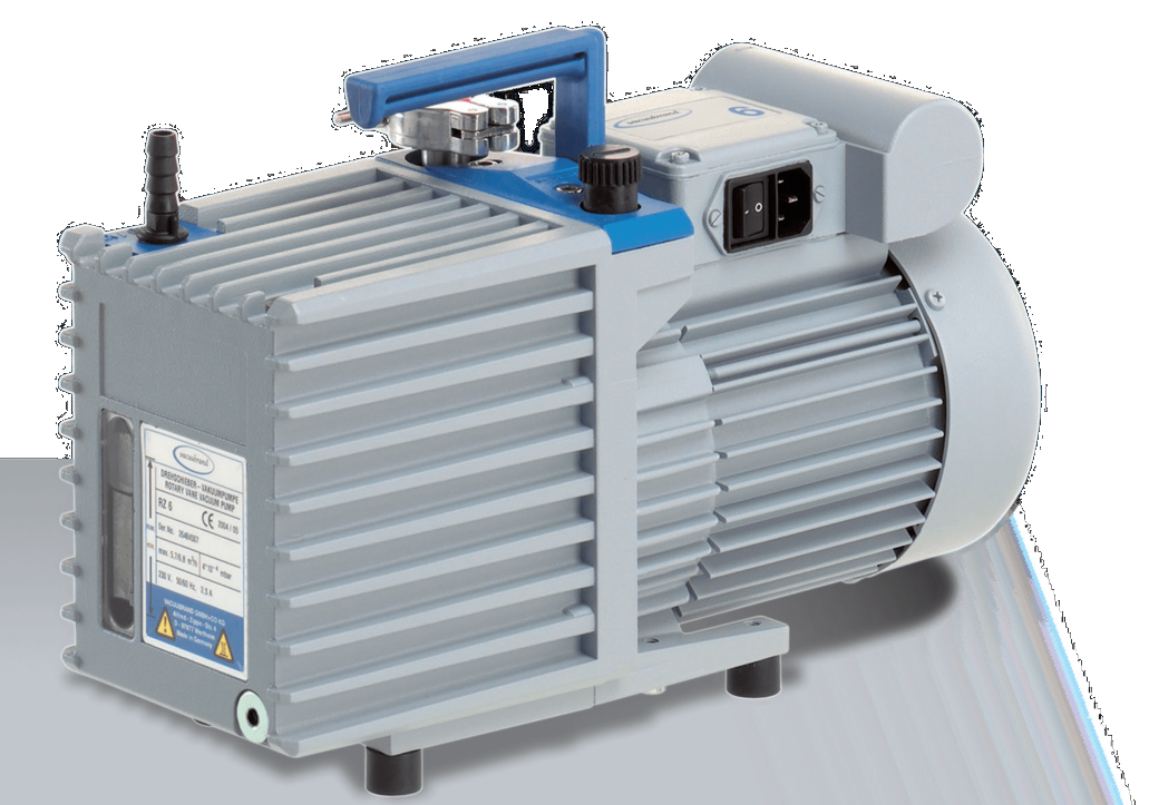 Advantages of Chemical-Resistant Diaphragm Vacuum Pumps