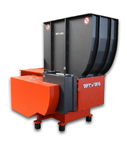 WLK 4 single-shaft shredder