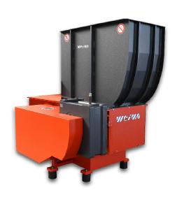 WLK 4 single-shaft shredder