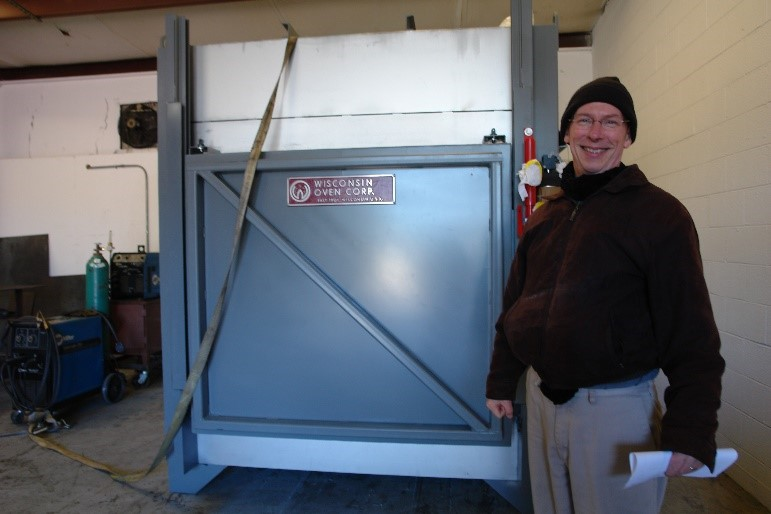 Tempering Oven Solution from Wisconsin Oven