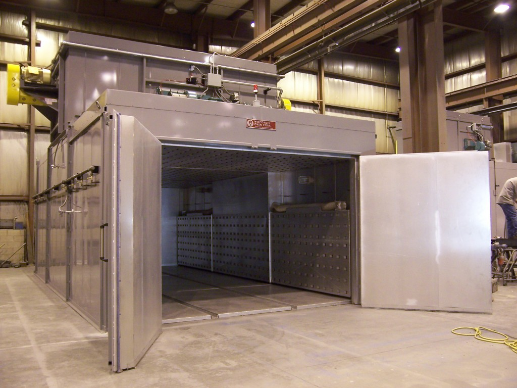 """""""Spindle Conveyor Oven"""