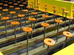 """Spindle Conveyor Oven"