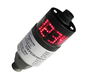 Instant Read LED Pressure Transducer