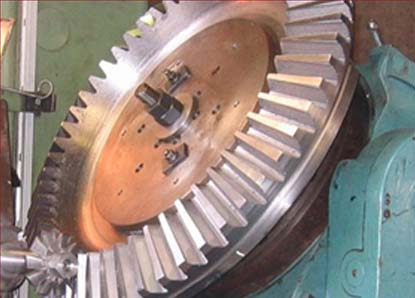 Production Broaching