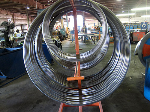 Metal Filtration Rings