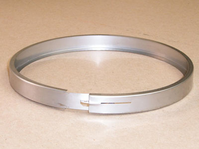 O-106 roll formed stainless pocket ring