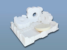rotational molded plastic