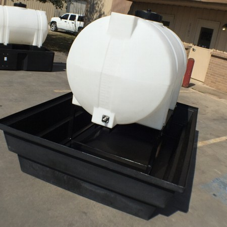 385 Gallon Roto molding Containment Basin
