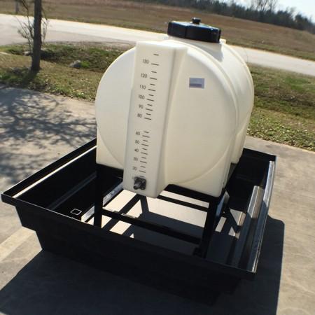 Rotomolded 185 Gallon Containment Basin