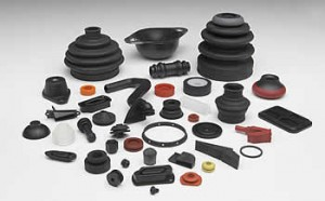 Neoprene Molded Parts