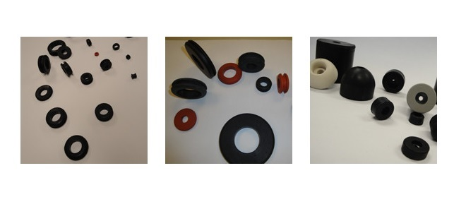 Molded Rubber Grommets and Bumpers