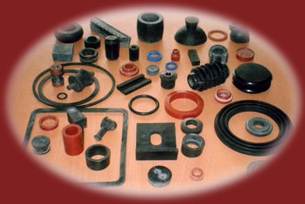 Rubber Components and Products