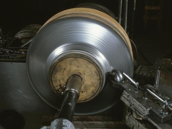 Shear Spinning