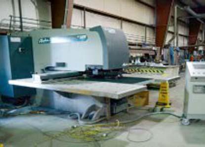 Sheet Metal Fabricators