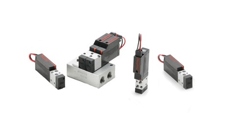 4-Way Micro Solenoid Valves