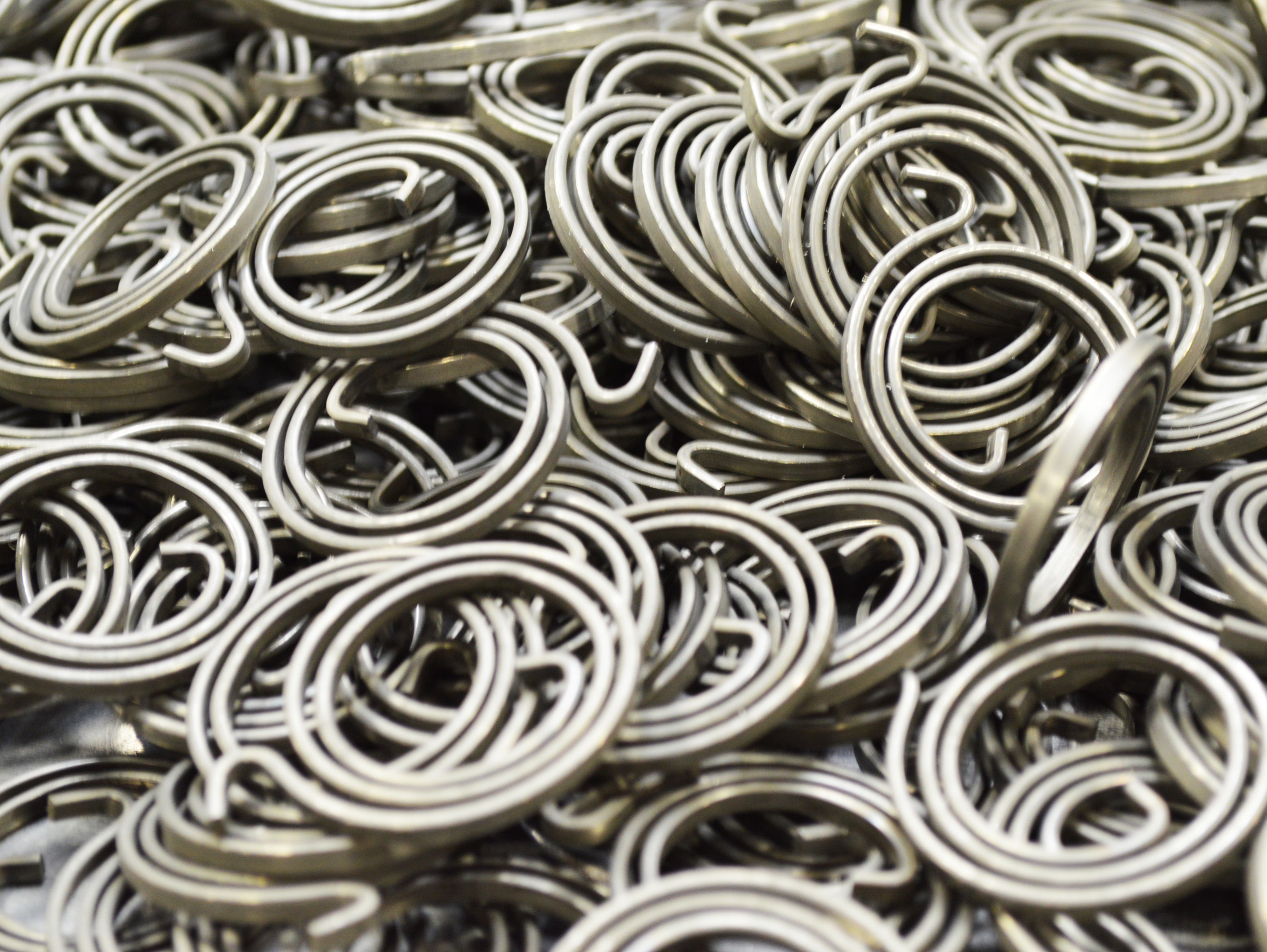 Coil Springs Process