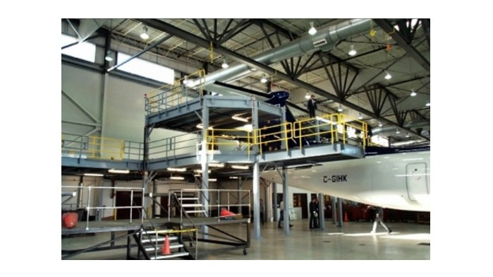Steel Mezzanines