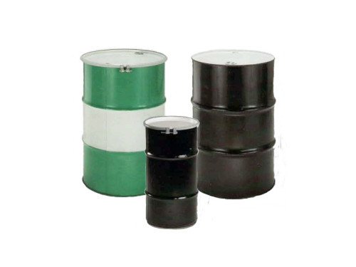 Used and Reconditioned Steel Drums