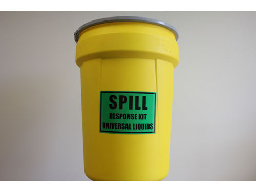 Plastic Spill Response Kit Drum