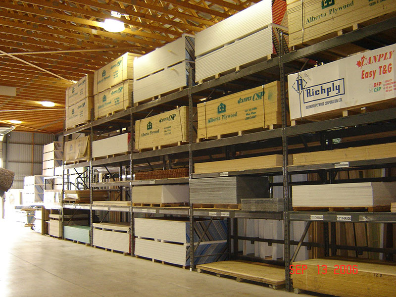 Storage Rack Systems