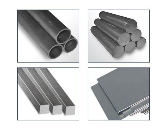 Various Titanium Shapes
