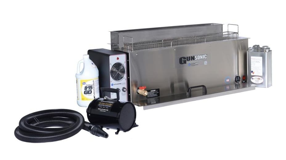 Ultrasonic Gun Cleaning System