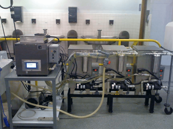 Automated Ultrasonic Passivation Equipment