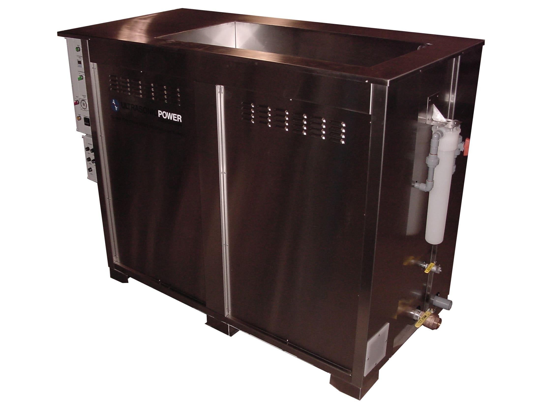 168 Gallon Ultrasonic Washer