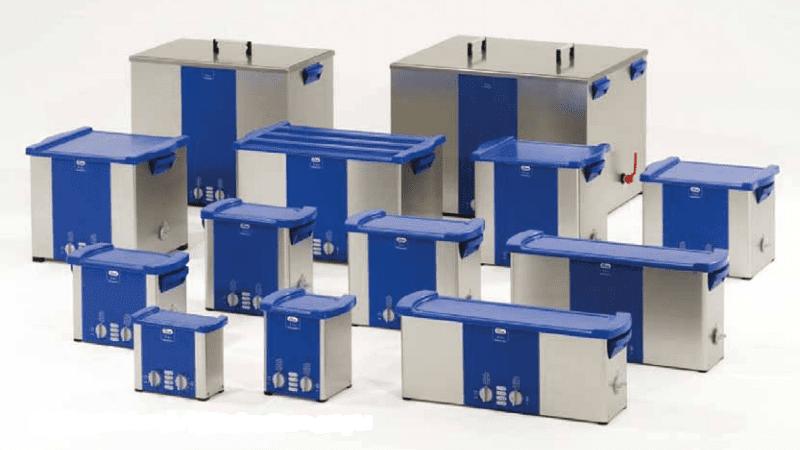 Tabletop Ultrasonic Washer Units